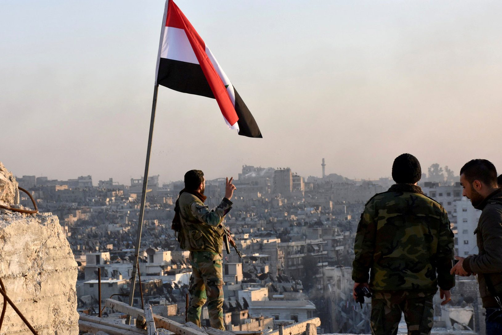 goutha syria