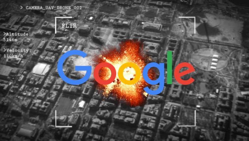 Google-ai-drones