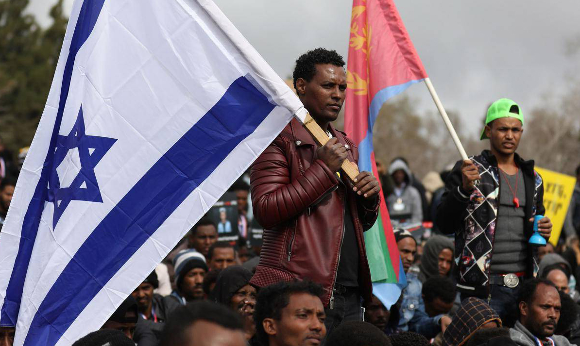israel-african