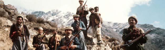 AFGHANISTAN-MUJAHEDIN-SOVIETS