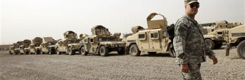IRAK-EEUU TROPAS