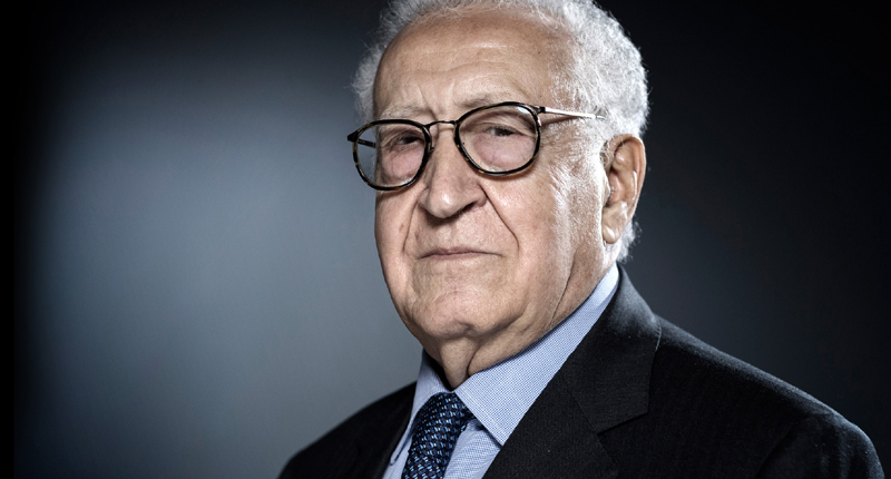 FRANCE-UN-ARAB-LEAGUE-POLITICS-BRAHIMI-PORTRAIT